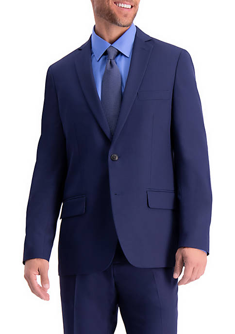 Haggar® Active Series Herringbone Slim Fit Suit Separate