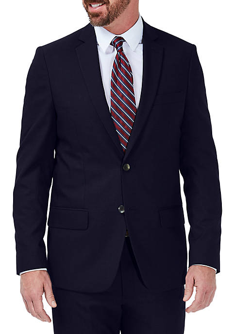 Haggar® Stretch Dobby Slim Fit Suit Coat