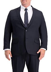 Big& Tall Herringbone Classic Fit Suit Coat