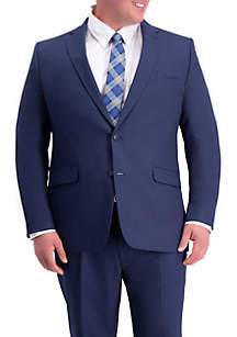 Haggar® Big & Tall Stretch Travel Performance Classic Fit Suit Coat