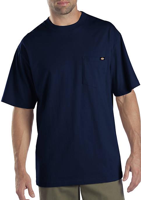 Short Sleeve Pocket T-shirts - 2 Pack