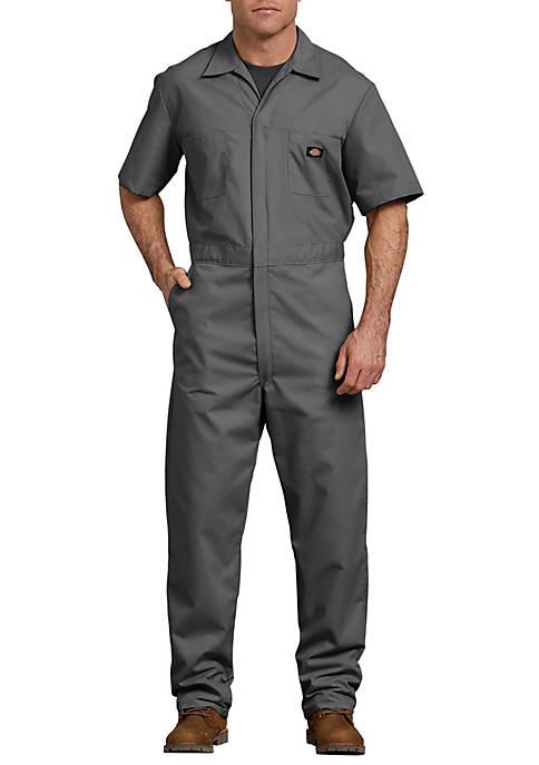 Dickies® Mens Short Sleeve Coveralls