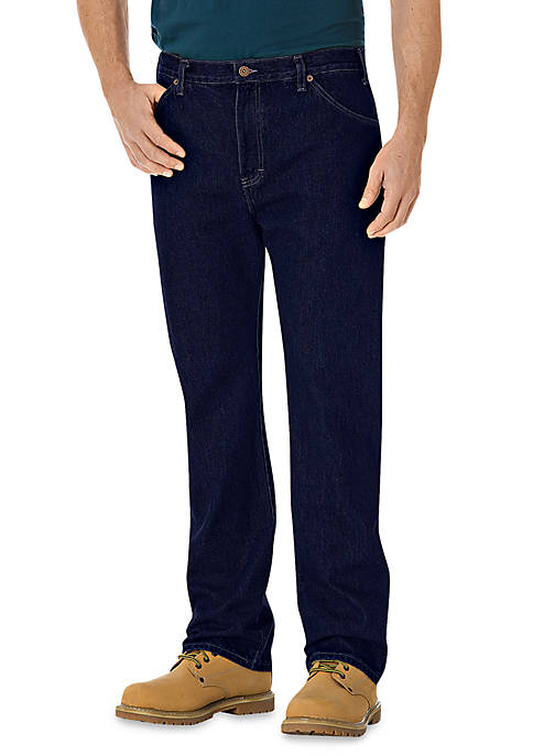Dickies® Regular-Fit Straight Leg 6-Pocket Pants