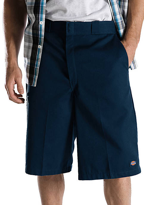 "Dickies® Loose Fit 13"" Multi-Pocket Twill Work Short"