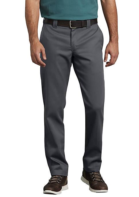 Dickies® Mens Flex Slim Fit Tapered Leg Work