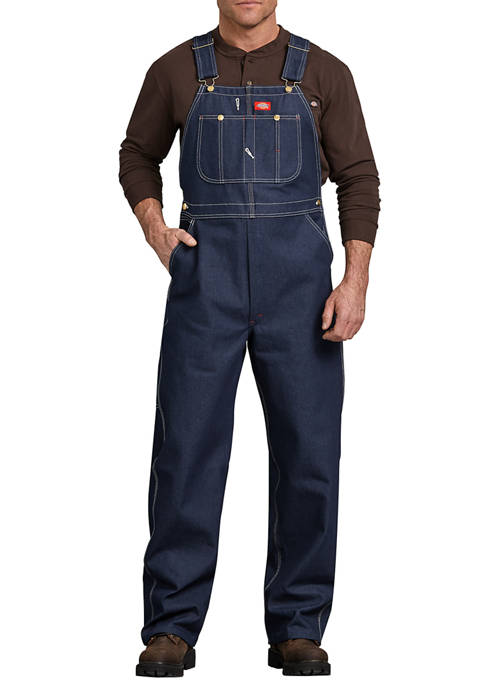 Dickies® Big & Tall Rigid Denim Bib Overalls