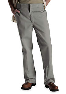 Big and Tall Classic Fit Original 874®  Work Flat Front Non-Iron Pants