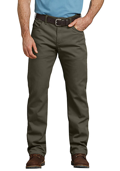 Dickies® Mens Tough Max™ Regular Fit Duck 5
