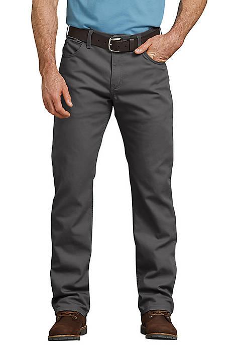 Dickies® Mens Tough Max™ Duck 5 Pocket Pants