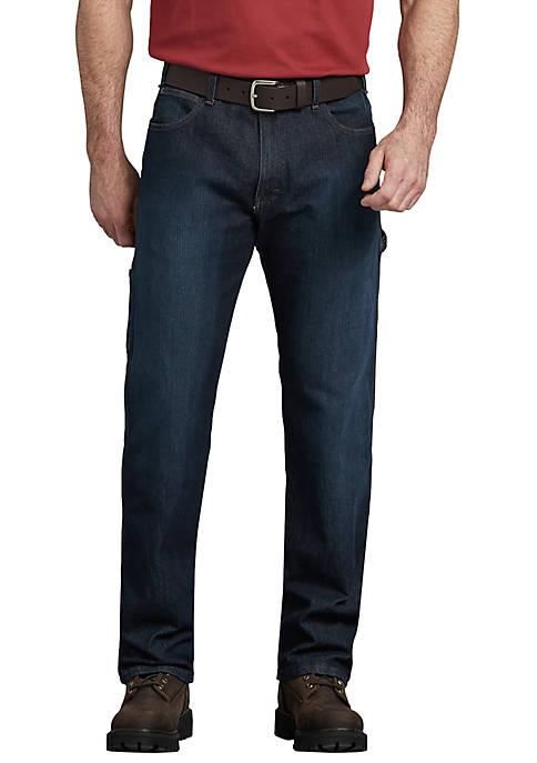 Dickies® Mens Tough Max™ Denim Relaxed Fit Carpenter