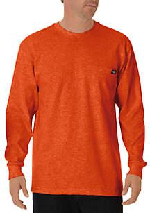 Long Sleeve Heavyweight Crew Neck T-Shirt