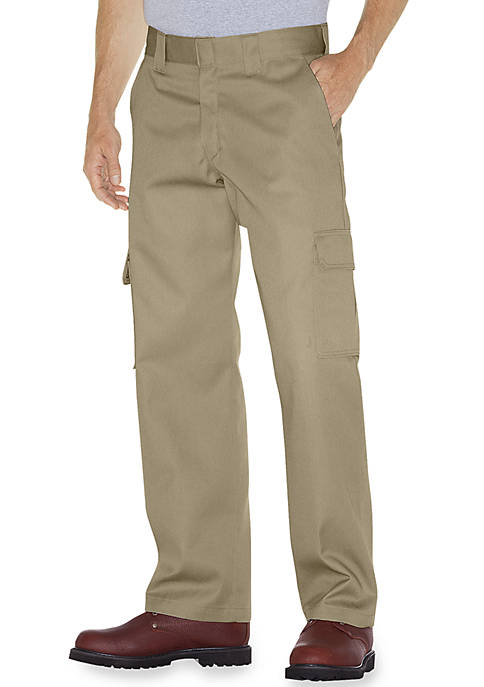 Dickies® Relaxed-Fit Straight Leg Cargo Work Pants