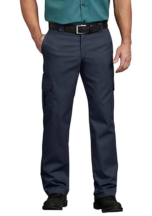 Dickies® Mens Flex Regular Fit Straight Leg Cargo