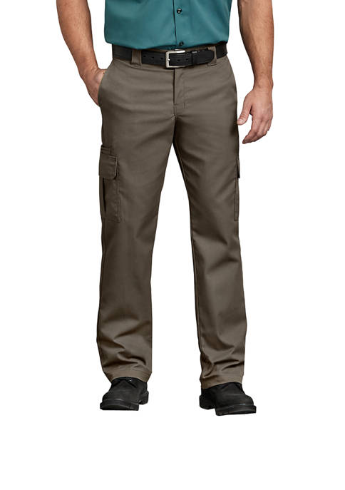 Dickies® Mens FLEX Regular Fit Straight Leg Cargo