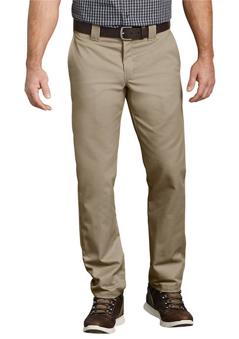 Dickies® Mens FLEX Slim Fit Taper Leg Multi-Use
