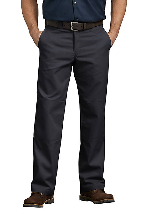 Dickies® Mens Flex Double Knee Twill Work Pants