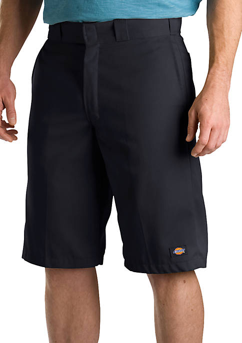 Dickies® Regular Fit Poplin Work Shorts