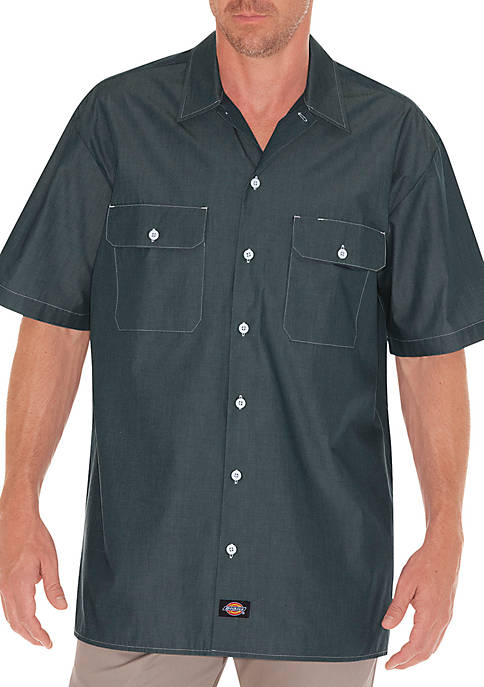 Dickies® Big & Tall Relaxed Fit Short Sleeve