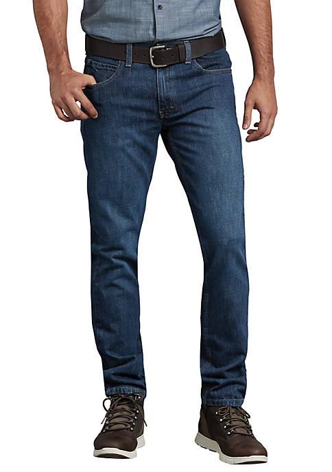 Dickies® Men's Flex Slim Fit Tapered Leg 5