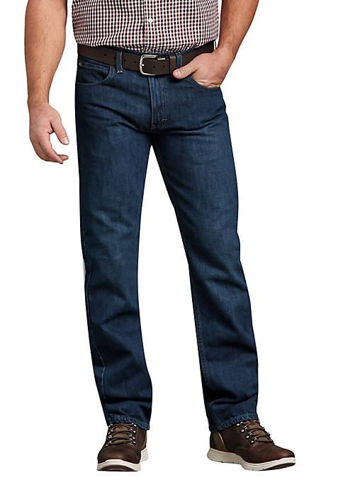 Dickies® Men's Flex Regular Fit Straight Leg 5