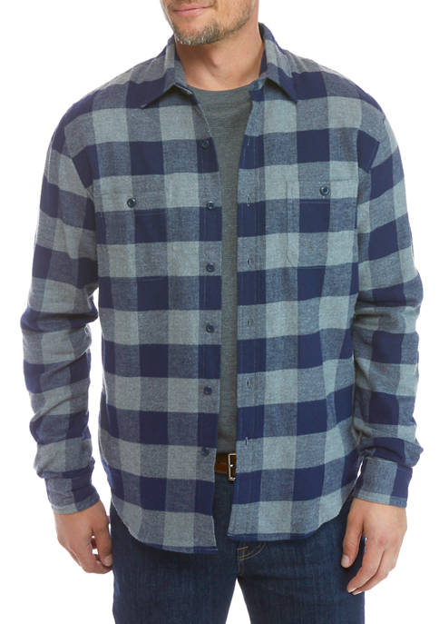2 Pocket Flannel Shirt