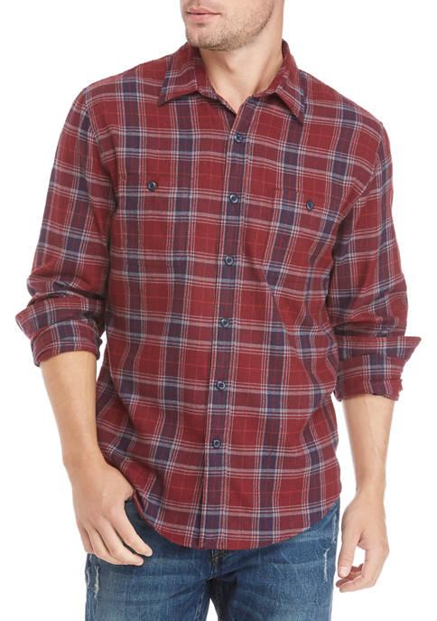 2 Pocket Flannel Shirt