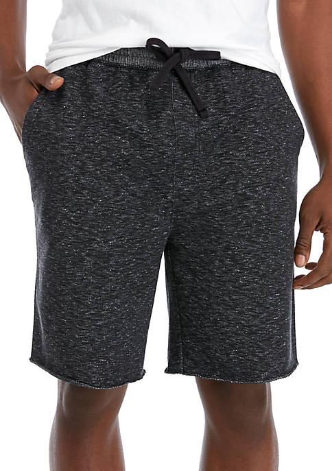 Cut Off Fleece Shorts