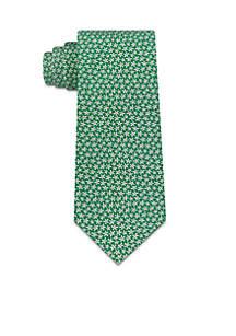 Flower Ocean Tie