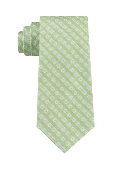 Tommy Hilfiger Mini Floral Neat Necktie