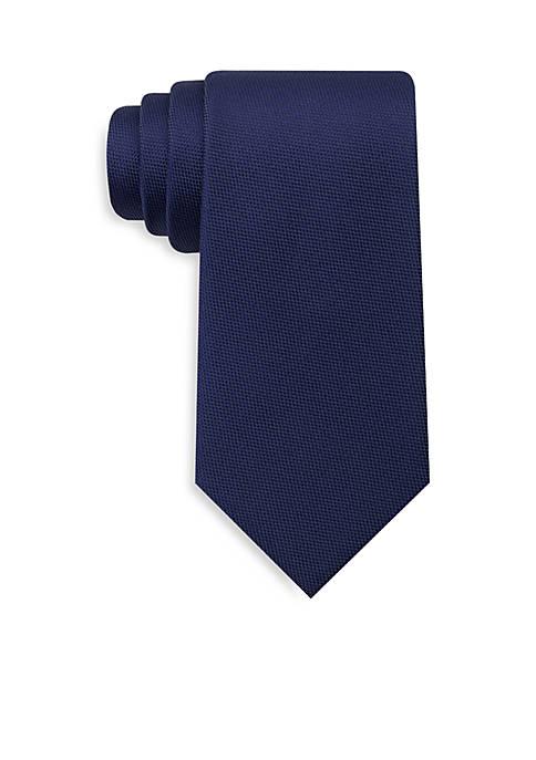 Core Oxford Solid Tie