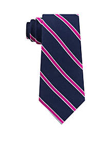 Thin Grenadine Stripe Neck Tie