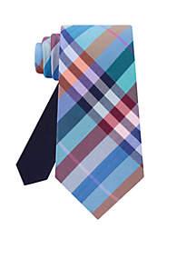 Darien Plaid Neck Tie