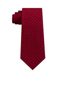 Pin Pin Dot Necktie