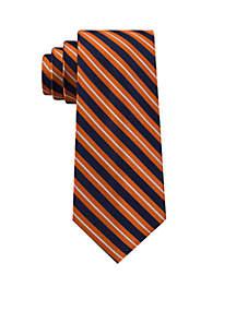 Twill Stripe Necktie