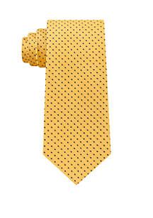 Tommy Hilfiger Preppy Dot Print Tie