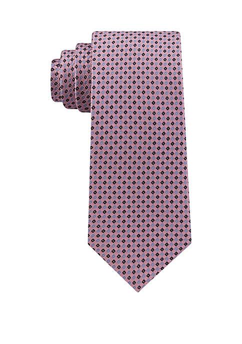 Micro Check Tie