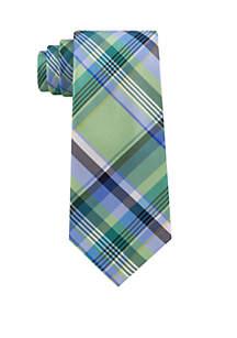 18022d00695e ... Tommy Hilfiger Barbeque Plaid Tie