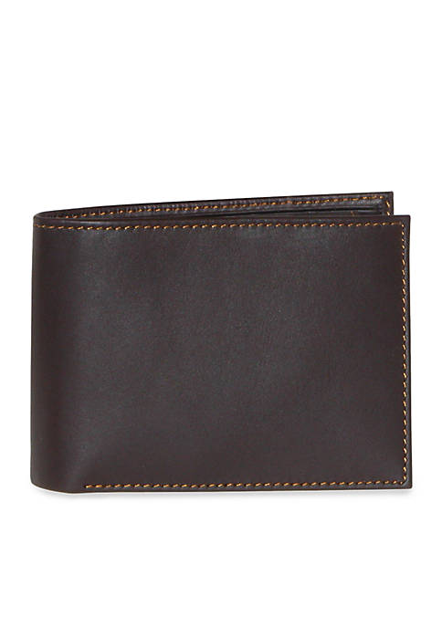 Buxton Regatta Double I.D. Credit Card Billfold