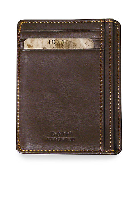Buxton Regatta Front Pocket Get-Away Wallet