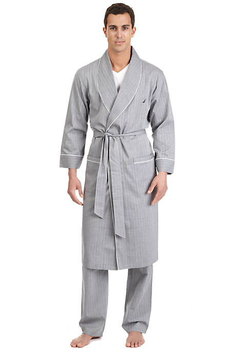 Nautica Captains Herringbone Robe