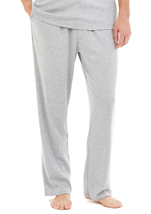 Nautica Solid Knit Lounge Pants