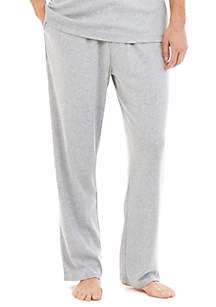 Solid Knit Lounge Pants