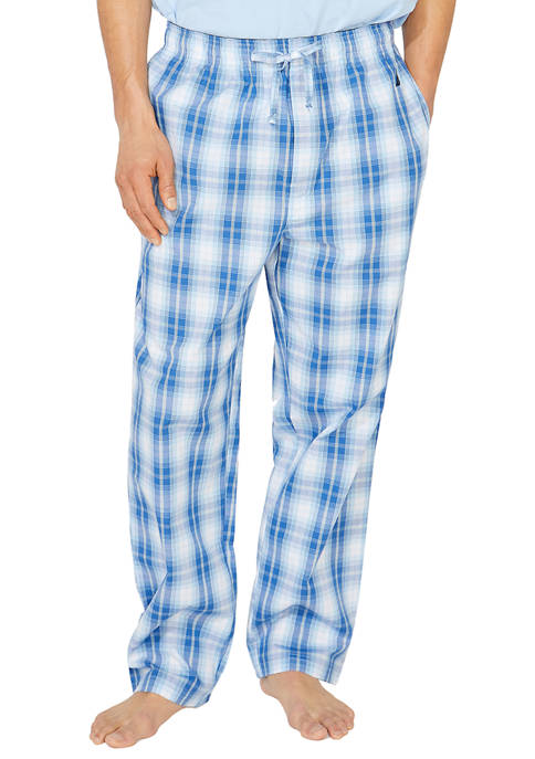 Nautica Plaid Woven Sleep Pants