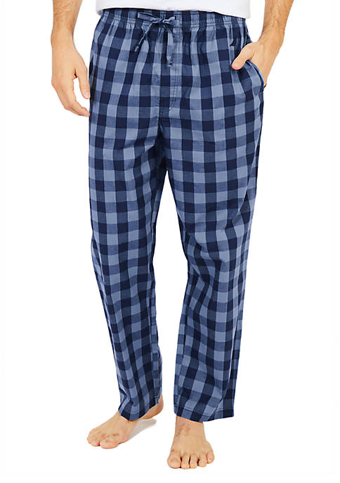 Nautica Buffalo Plaid Pajama Pants