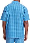 Plaid Sleep Shirt