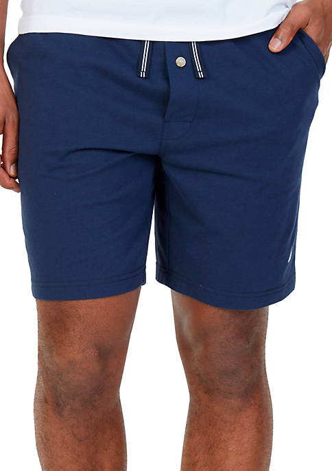 Nautica Big & Tall Jammer Lounge Shorts