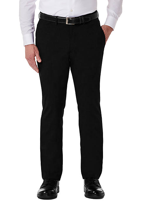 Kenneth Cole Reaction Athleisure Stretch Slim Fit Flat