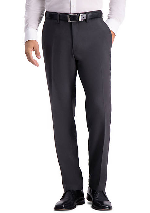 Kenneth Cole Reaction Recycled Micro Check Slim Fit