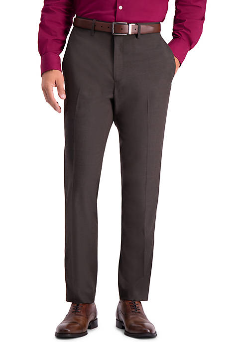 Kenneth Cole Reaction Stretch Texture Weave Slim Fit