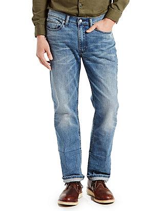 76983e18773 Levi's® 514™ Straight Fit Stretch Jeans | belk